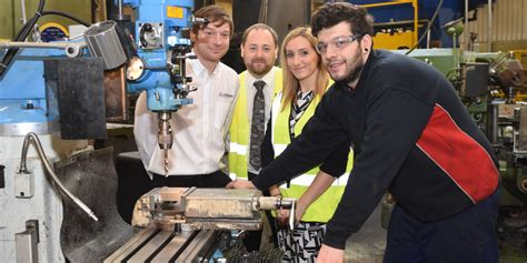 engineering apprentice takes top spot  prestigious manufacturing awards north east connected