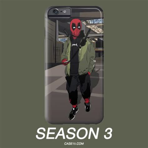 Yeezy Smoke For Iphone 6 Plus deadpool yeezy season 3 kanye west yeezus from case15 best