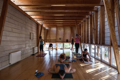 interieur sport el bomboro the key architectural elements required to design yoga and