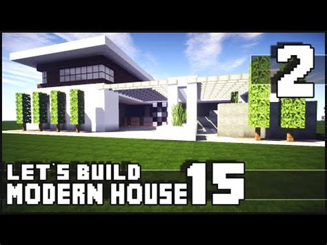 Keralis Cozy Cottage by Minecraft Lets Build Modern House 15 Part 2leave A Like