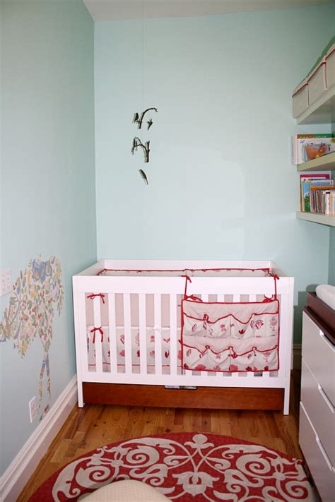 storage ideas for small baby rooms city nursery