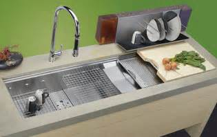Kitchen Sink Food Food Preparation Sinks Cascade Sink Design From Elkay