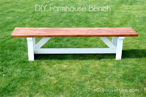 how to build a farmhouse bench cheap home improvement ideas diy projects craft ideas