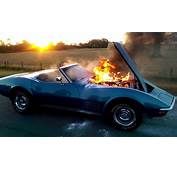C3 Corvette Turns To Toast After Four Year Restoration