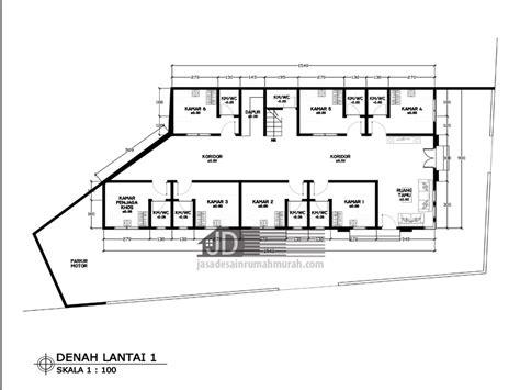 desain layout perkantoran desain cat ruang tamu rumah kos sederhana minimalis desain