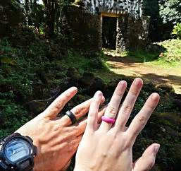 workout wedding rings best ring for your workout and weightloss qalo bands