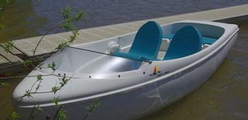 pedal drive for small boats pedal paddle electric boats by nauticraft boats