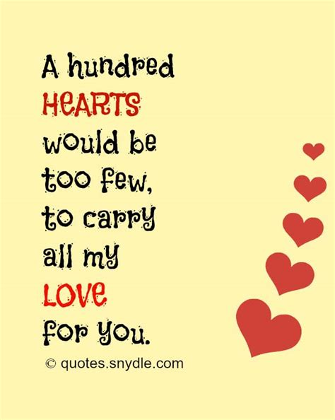 sweet sayings 50 really sweet quotes for him and with picture
