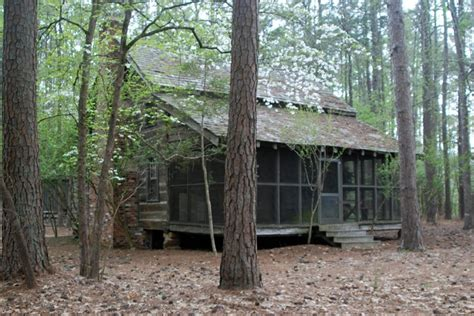 Hickory Knob State Park Cabins tony cal and de la howe florida hikes