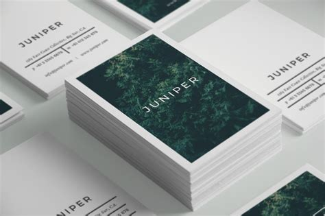 juniper business card template juniper business cards template inspiration cardfaves