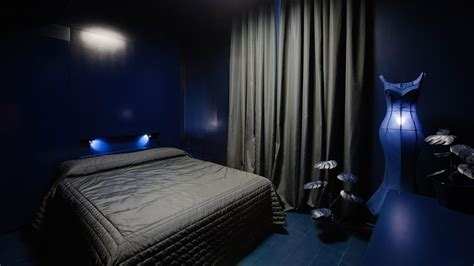 blue and black bedrooms blue and black bedroom bedroom ideas pictures