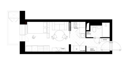 25 square meter house plan house plans designing for super small spaces 5 micro apartments