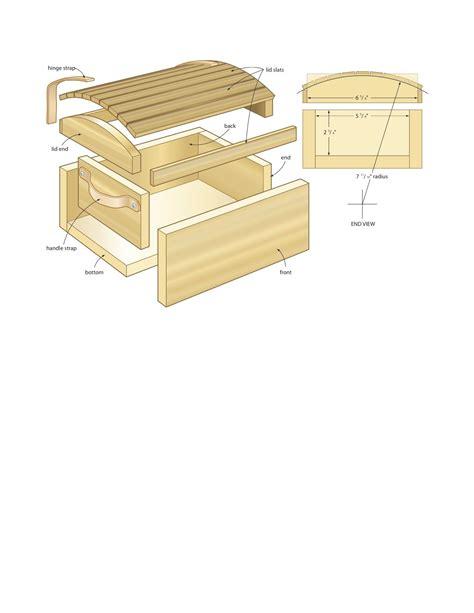 teds woodworking plans free wooden chest plans diy blueprints chest