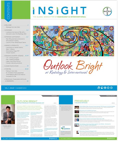 internal newsletter our work marketspace communications