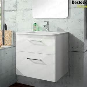 meuble salle de bain essencia 60 cm
