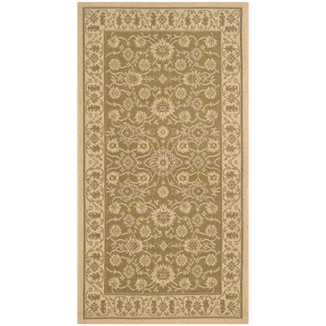 safavieh cy6126 39 courtyard indoor outdoor area rug gold lowe s canada safavieh courtyard green 2 ft 7 in x 5 ft indoor outdoor area rug cy6126 24 3 the