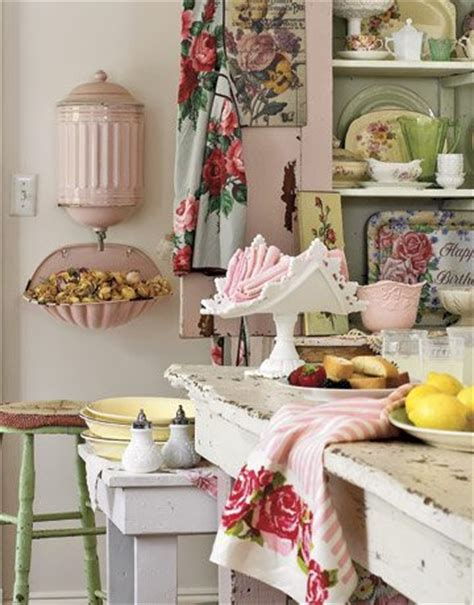 decorating a cottage in pink and green blissfully domestic