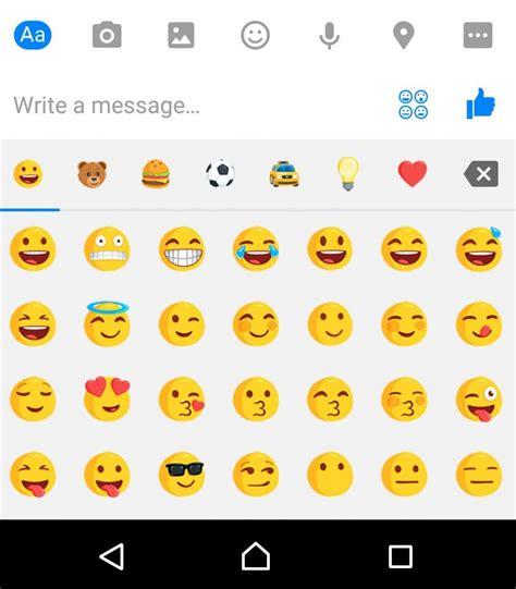 emoji fb facebook novi i brojniji emotikoni fakulteti