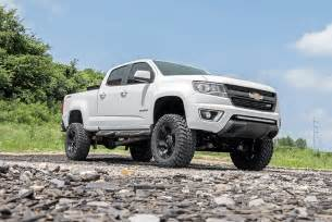 chevy colorado lift kit 5inch 2015 2016 kevinsoffroad