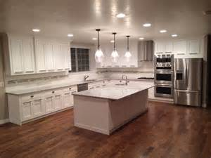White Kitchen Cabinets Wood Floors by 1000 Images About Look At Those Floors On