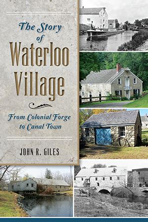 a small town story colonial virginia books the story of waterloo from colonial forge to