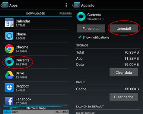 how do i uninstall applications on my android tablet tips and tricks for speeding up your android device cnet