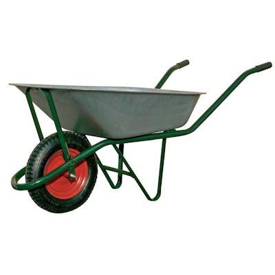 carriola da giardino carriole