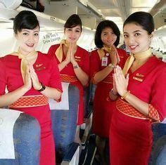 batik air flight attendant lion on pinterest