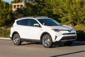 Toyota Rav4 10 Things To About The 2016 Toyota Rav4