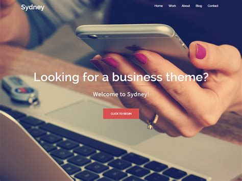 best business themes sydney 1 free business theme athemes