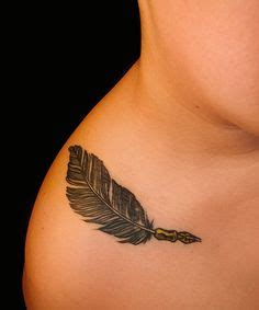 tattoo pen und tattoo schablonen feather quill pen tattoo 2012 newest halloween christmas