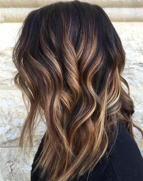 blonde highlights to give a sun kissed look this summer