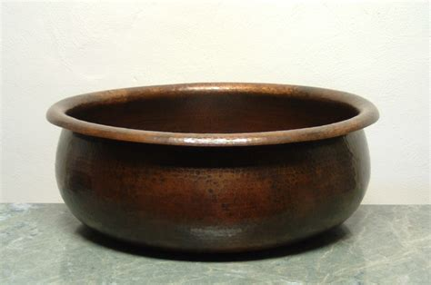 copper bowl image gallery large copper bowl