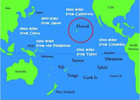 map hawaii hawaii map
