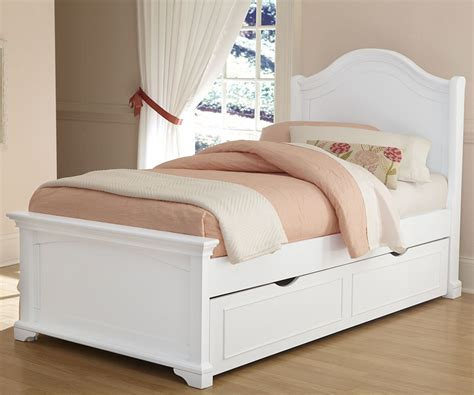 white twin trundle bed 8010 and 8560 twin morgan panel trundle bed white walnut street collection ne kids