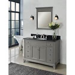 fairmont designs 48 quot smithfield vanity medium gray high quality fairmont designs bathroom vanities home decor