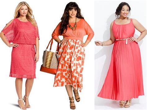 coral color dress plus size coral plus size dresses whereibuyit