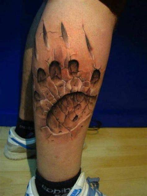 Huellas de gato tatuajes   Imagui