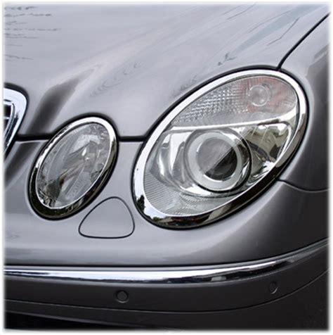 Scheinwerfer Polieren Mercedes W211 by Mercedes Benz Tuning E Klasse W211 Styling Tuning