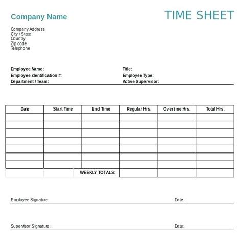 time card template with customer and code timesheet template microsoft word excel timesheet