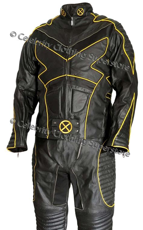 motorcycle suit mens wolverine 2 united leather motorcyle suit