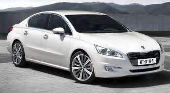 Peugeot 508 Images Peugeot 508 History Of Model Photo Gallery And List Of