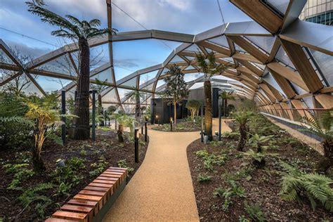 rooftop garden inhabitat green design innovation