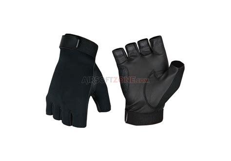 Gloves Half Finger Gloves half finger shooting gloves black invader gear m