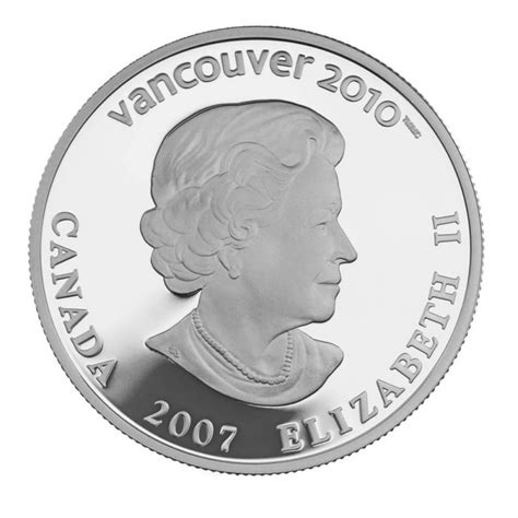 vancouver mint new year 2007 canada sterling silver 25 coin vancouver 2010