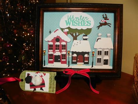 Cricut Home Decor Projects by 11 Best Cricut Jolly Holiday Images On Pinterest