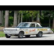 1965 Plymouth Belvedere A/FX Haulin Hemi II // Mecum