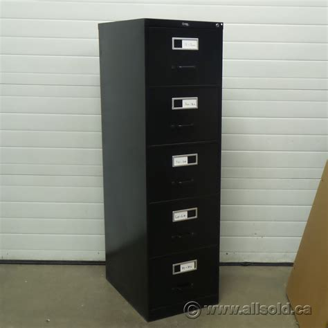 5 drawer file cabinet with lock global black 5 drawer vertical file cabinet locking
