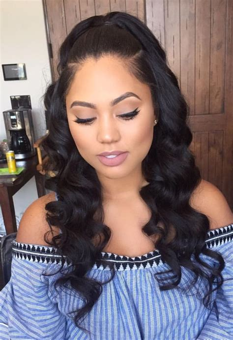 Sew In Weave Hairstyles by 25 Best Ideas About Sew In Hairstyles On Sew