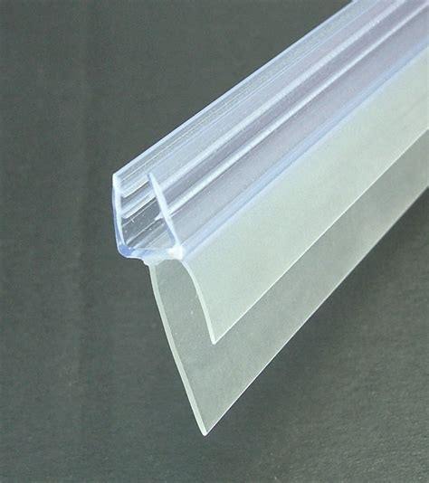 Nss Shower Screen Seal Large Gap To Suit 5 6mm Thick Glass Bathroom Shower Screen Seals